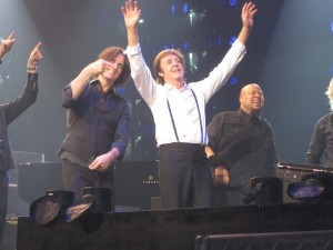 One of my personal photos of Sir Paul from August 2010.