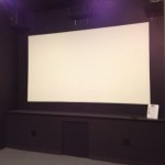 Our theater equipment is perfect for screening slideshows, films or business presentations.