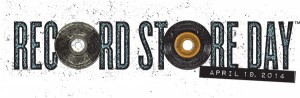 Record Store Day is April 19th.